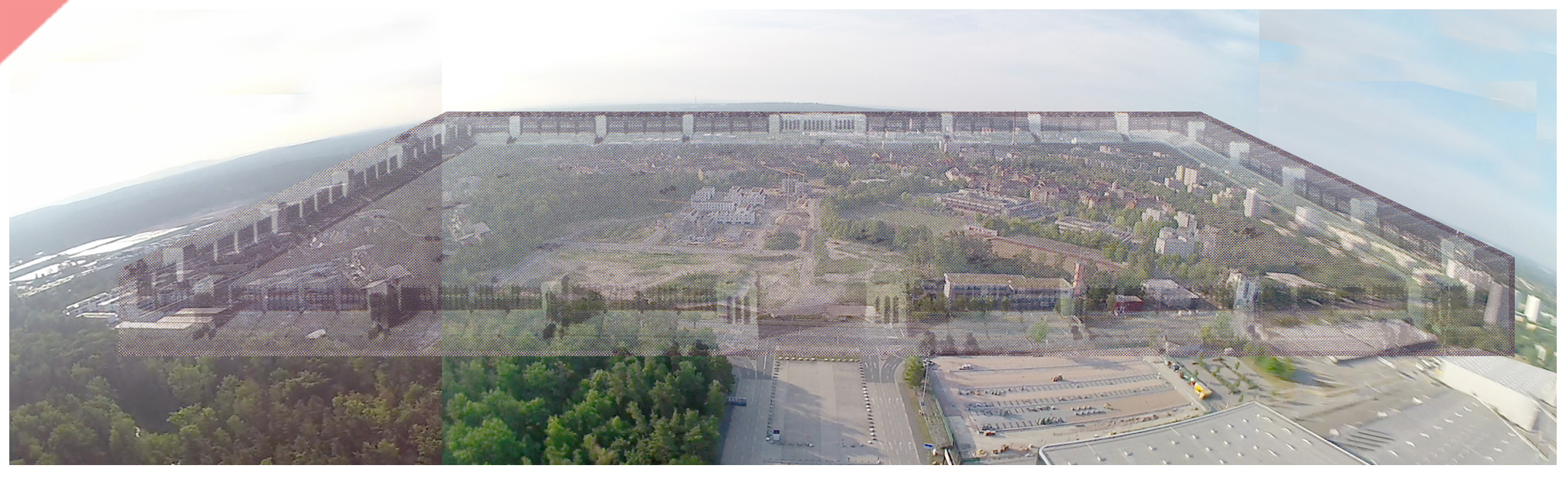 March-field-Nuremberg-Party-Rally-Grounds-Drone-flight-Superimposing-Now-Then