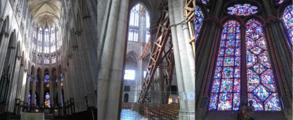 Beauvais-Kathedrale-Ansicht-innen-geplant-gebaut-Damals-Jetzt