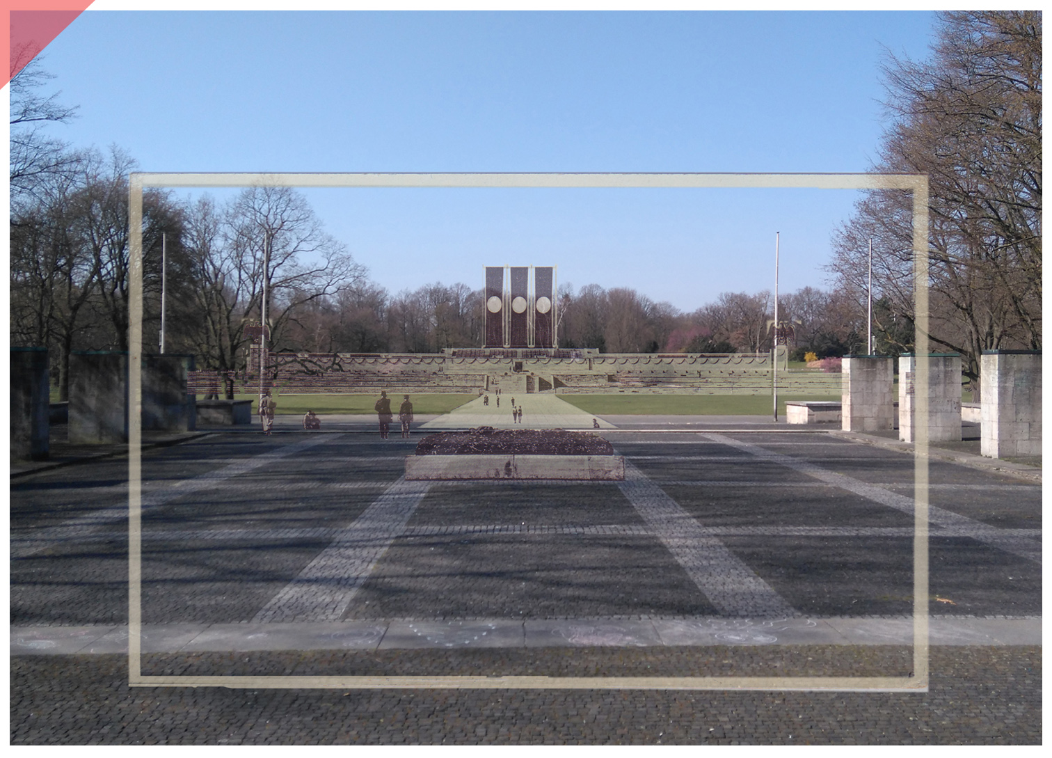 Luitpold-arena-Nuremberg-Nazi-Party-Rally-Grounds-Hall-of-honor-Then-Now
