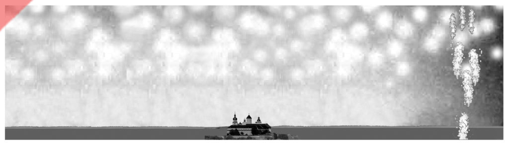 Luftangriff-phase-2-sw-panorama-hell-magnesium-16.-März-1945-75.-Jahrestag-Zerstörung-Würzburg-Altstadt-raf-royal-air-force-pathfinder-Christbäume-phasen-zerstörung