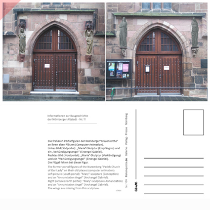 rauenkirche-Liebfrauenkirche-Nuernberg-Nordportal-Suedportal-fehlende-Figuren-Konsolenplaetze-Skulpturen-Maria-Erzengel-Gabriel